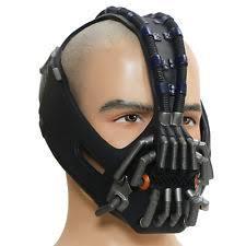 The Purge Halloween Mask Ebay by Bane Mask Ebay
