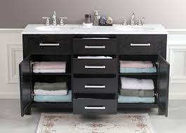 innovative double sink vanity top 60 inch bathroom top beautiful