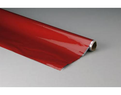 Top Flite Monokote - Metallic Red, 6'