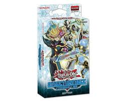 yu gi oh cyberse link structure deck breakaway sports cards
