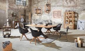 industrial style esstisch schöner wohnen möbelstück