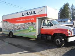 100 U Haul 10 Foot Truck HAL RENTAL TRCKS