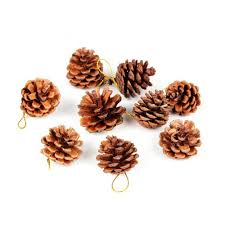 Pine Cone Christmas Tree Decorations by Online Get Cheap Pine Cone Decoration Aliexpress Com Alibaba Group