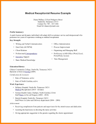 Resume Objective Examples For Medical Assistant 89 Examples Of Rumes For Medical Assistant Resume 10 Description Resume Samples Cover Letter Medical Skills Pleasant How To Write A Assistant With Examples Experienced Support Mplates 2019 Free Summary Riez Sample Rumes Certified Example Inspirational Resumegetcom 50 And Templates Visualcv