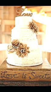 Barn Wedding Cake Table Ideas Best Rustic Cakes On 3
