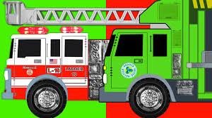100 Fire Trucks Youtube Truck Youtube Kids