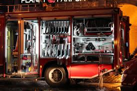 99 Truck Tools FileEquipment And Tools In A Fire Engine In Intervention In