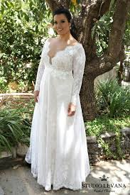 French lace long sleeves deep cleavage and a stunning flattering