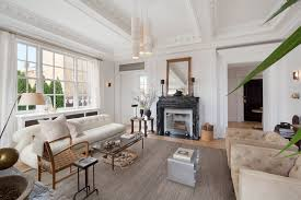 Living Room Of Nate Berkus And Jeremiah Brents Apartment