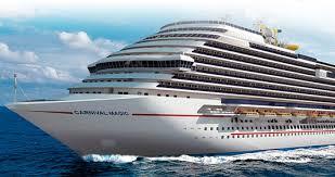 Carnival Magic Lido Deck Cam by Ray U0027s Cruise Blog Carnival Magic Transatlantic