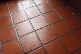 how to clean quarry tile floors hunker