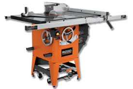 Used Grizzly Cabinet Saw by High Time For A Hybrid Saw Woodshop News