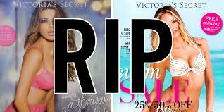 Victorias Secret Pink Halloween Panties 2015 by The Victoria U0027s Secret Catalog Is Dead