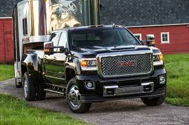 2017 GMC Sierra HD – Powerful Diesel Heavy Duty Pickup Trucks