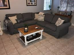 Ektorp Loveseat Sofa Sleeper From Ikea by Ikea Ektorp Sectional Sofa Review City2farmhouse