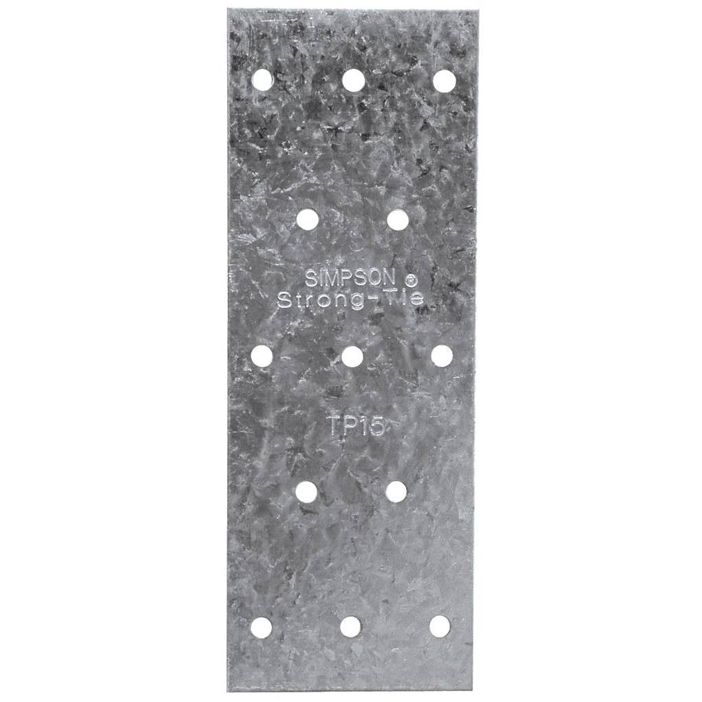 Simpson Strong Tie Plate