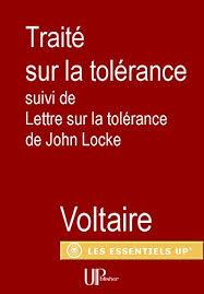 VoltaireTraite Sur La Tolerance Suivi De Lettre