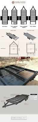 100 Tiny Home Plans Trailer Tumbleweed S To Build Your House House