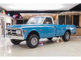 1972 GMC 1500 4X4 Pickup For Sale | ClassicCars.com | CC-1020133 New Used Trucks For Sale In Danville Ky 2013 Gmc Sierra 1500 Crew Cab Pickup For Corning Ca Classics On Autotrader 2009 3500 Hd 4x4 Utility Truck 01956 Cassone And 2012 Sale Hague 2018 2500 Regular Service Body 2016 Slt In Pauls Valley Ok 2001 Extended 4x4 Z71 Good Tires Low Miles 2015 The Top 10 Most Expensive The World Drive