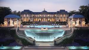 100 Landry Design Group Amazing Gigantic Mega Mansion Proposal Le Domaine Des Chnes