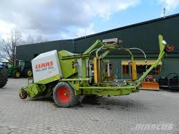 Christmas Tree Baler For Sale by Used Claas Rollant 255 Uniwrap Round Balers Price 22 426 For