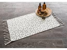 tapis d evier de cuisine charmant tapis d evier de cuisine 4 tapis 100 coton motif