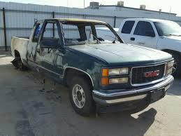2GTEC19H5S1518219 | 1995 GREEN GMC SIERRA C15 On Sale In CA ...