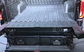 100 Truck Tailgate Step 2019 Sierra MultiPro Pictures Photos Images Gallery GM