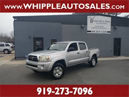 100 Cars And Truck For Sale By Owner 2008 TOYOTA TACOMA SR5 DOUBLECAB 1OWNER For Sale In Raleigh