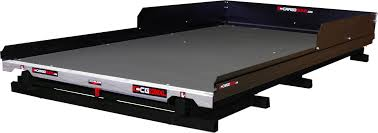 Slide Out Truck Bed Tray, Low Profile Deck, 2200 LB Capacity 100 ...