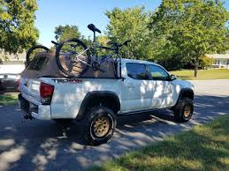 Bike Rack For 2017 Tacoma TRD Offroad | Tacoma World Best Bike Transport For A Pickup Truck Mtbrcom Cheap Bike Rack Pickup Truck Bed 7 Steps With Pictures Covers For Cover Tonneau Covermountain Rackmounts Etc Tacoma World Saris Kool Van And Carrier Car Racks Evans Cycles A On Dodge Ram Thomas B Of Flickr Need Some Input Rack Show Your Diy Bed Racks Sunlite Mount Mount Youtube Choice Products 4 Four Bicycle Pick Up