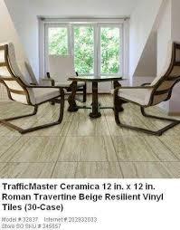 Congoleum Vinyl Flooring Seam Sealer by Joint Sealer For Traffic Master Vinyl Tiles The Home Depot