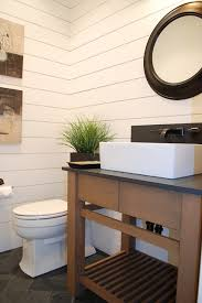 Modern Farmhouse Powder bath