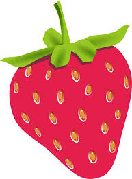 Strawberry Fruit Red Ripe Berry transparent image