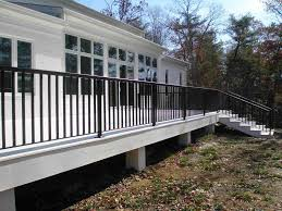 Porch Railing Sections
