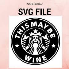 Starbucks Svg Cut File Cricut Design Space Coffee Cup Starbuck Logo Vector