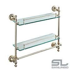 bad zwei glasablage ablage seifenablage wandmontage glas