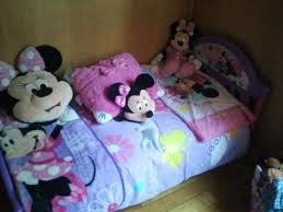 minnie mouse plastic toddler bed walmart com