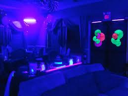 UV Black Light Rental Miami and Broward
