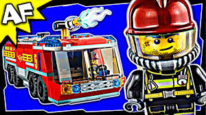 100 You Tube Fire Truck Lego City Great Vehicles Airport Jangbricks Lego Reviews