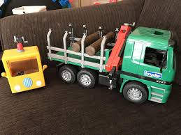 100 Bruder Logging Truck Best Euc For Sale In Orangeville Ontario For 2019