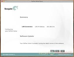 Seagate Goflex Desk Adapter Software by Review Of Seagate Goflex Home Network Storage System Technogog