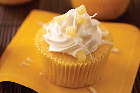 Coconut Pineapple Cupcake Recipe