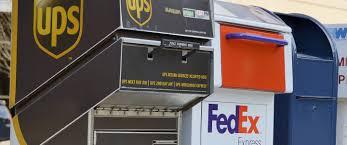 100 Ups Truck Dimensions Shipping Cost Comparison UPS Vs USPS Vs FedEx Cheapismcom