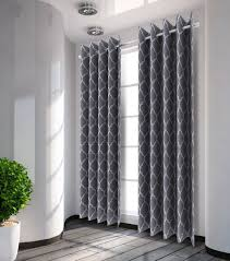 Sound Reducing Curtains Amazon by Amazon Com Printed Blackout Room Darkening Color Block Grommet
