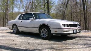 1986 Chevrolet Monte Carlo SS Stock # A143 For Sale Near Cornelius ...