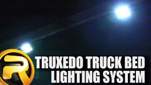 100 Truck Bed Lighting System How To Install The Truxedo BLight Tonneau YouTube