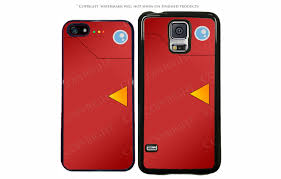 Pokemon Go Pokedex Phone Case Cover for Samsung Galaxy S8 S8