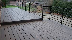 Cleaning Decking With Oxygen Bleach by Latest Projects Blog Cedar Works