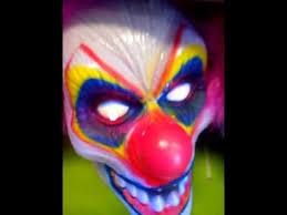 Spirit Halloween Animatronic Mask by Spirit Halloween 2016 Animatronics Light Up Clown Lawn Stakes